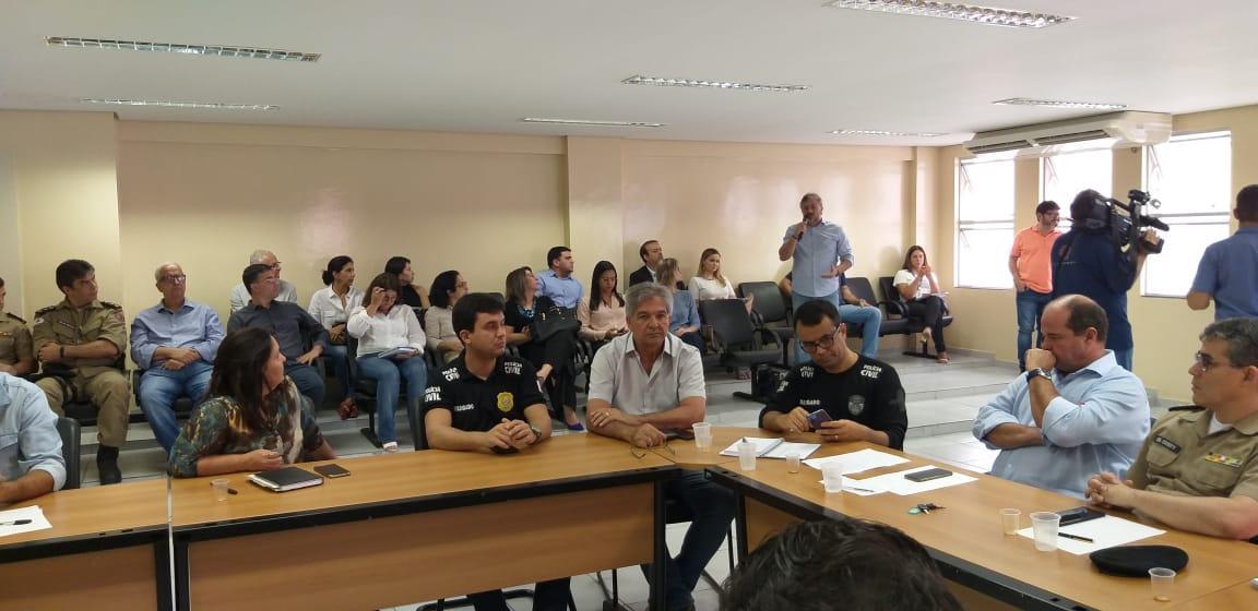 Participação da CDL-GV na reunião do Sistema de Comando em Operações
